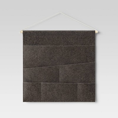Felt Organizer Dark Gray - Room Essentials™