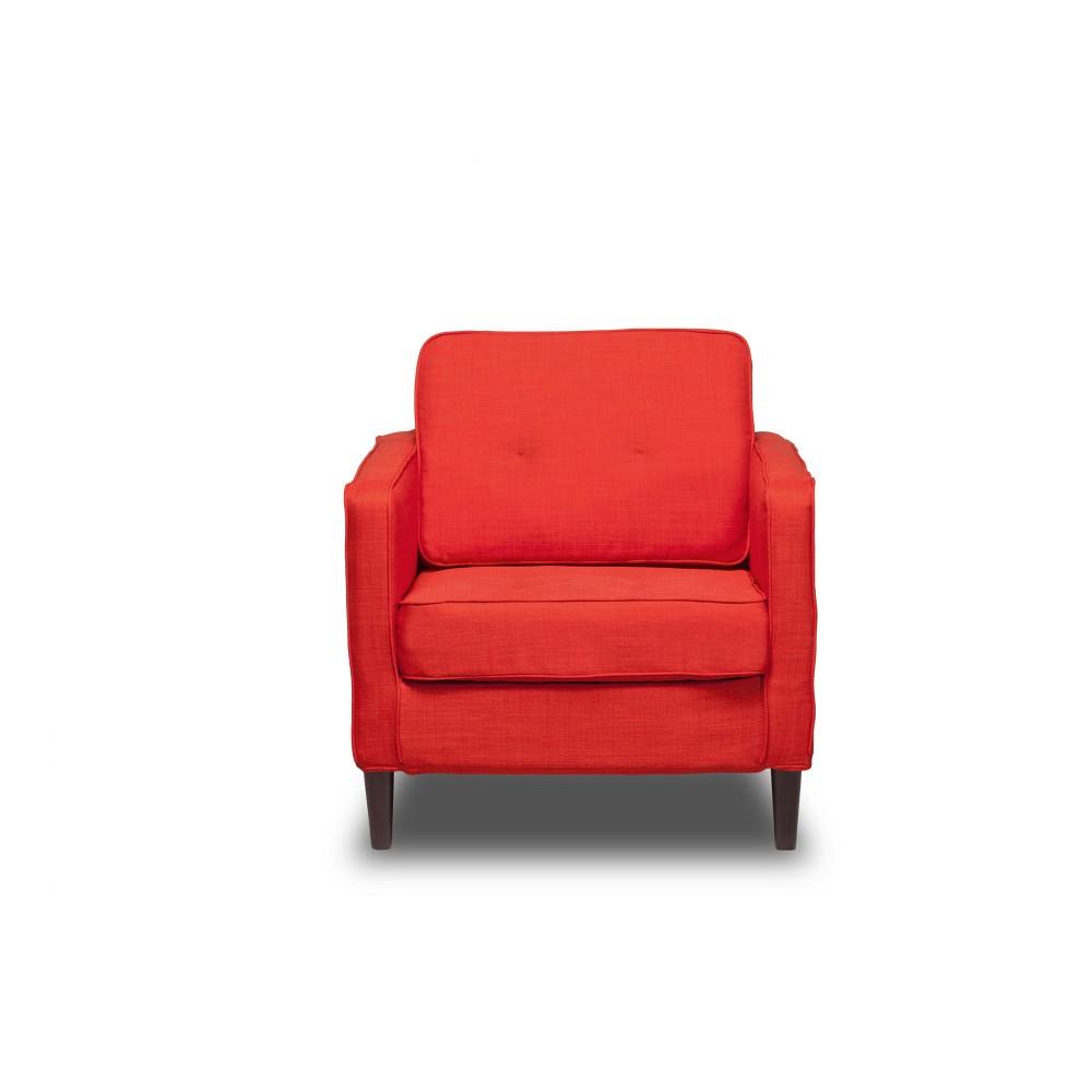 Franklin Chair Safron - Sofas 2 Go
