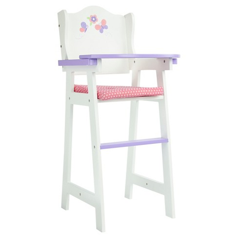 Olivia S Little World Princess 18 Doll Furniture Baby High Chair