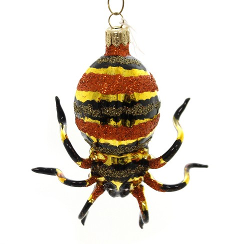 "Morawski 4.5"" Orange Spider Spooky Black - image 1 of 2"