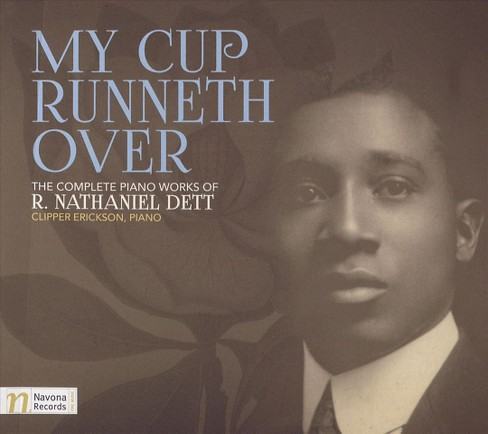 Clipper erickson - Dett:My cup runneth over (CD) - image 1 of 1