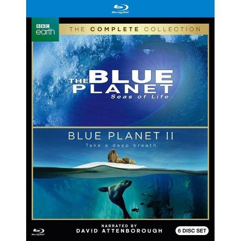 The Blue Planet Collection (Blu-ray) - image 1 of 1