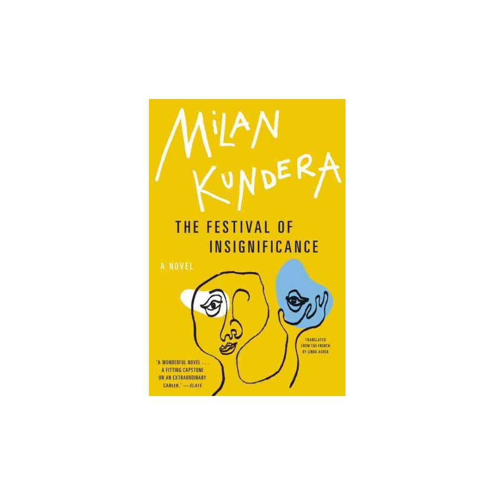 Festival of Insignificance (Reprint) (Paperback) (Milan Kundera)