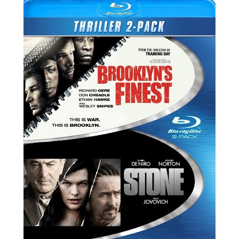 Brooklyn's Finest / Stone (Blu-ray) - image 1 of 1
