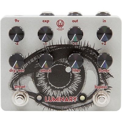 Walrus Audio Luminary Quad Octave Generator V2 Effects Pedal