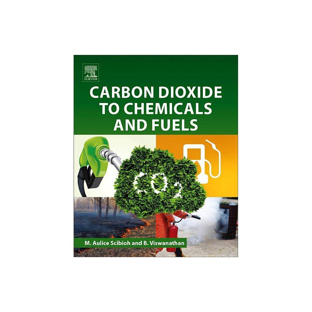 Carbon Dioxide To Chemicals And Fuels By M Aulice Scibioh B Viswanathan Paperback
