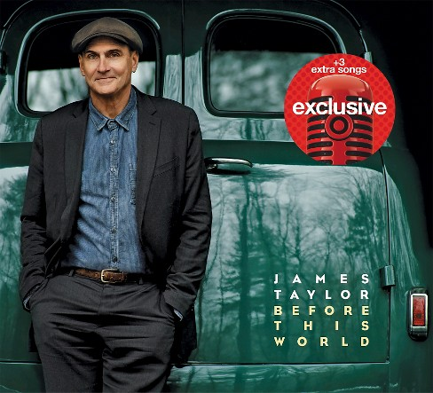 James Taylor - Before This World - Target Exclusive - image 1 of 1