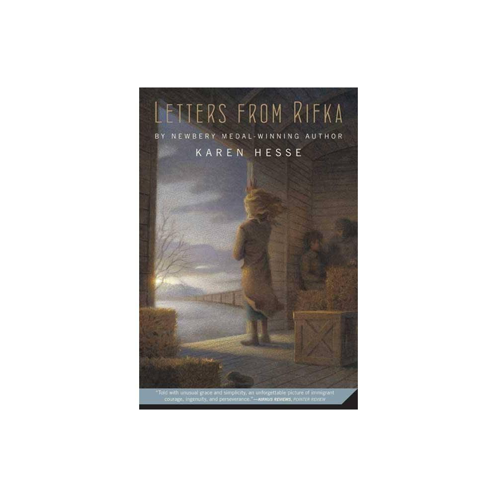 Letters From Rifka By Karen Hesse Paperback