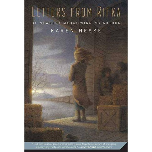 Letters from Rifka - by  Karen Hesse (Paperback) - image 1 of 1
