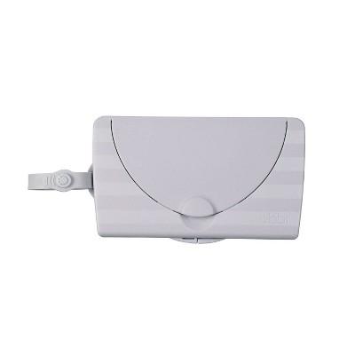 Ubbi On-the-Go Wipes Dispenser - Gray