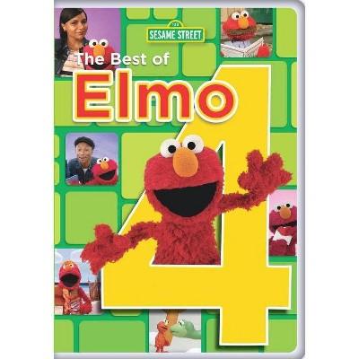 Sesame Street: The Best of Elmo 4 (DVD)(2018)