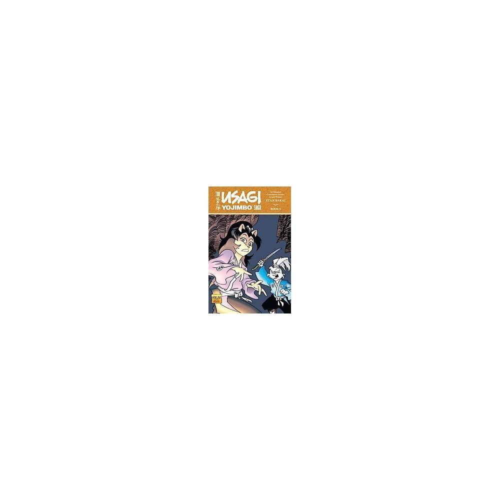 Usagi Yojimbo Saga 5 (Paperback) (Stan Sakai)