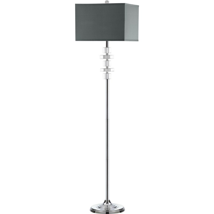 Rana Floor Lamp - Safavieh (Lamp Includes Energy Efficient Light Bulb) - image 1 of 4