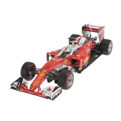 Ferrari SF16-H F1 Italy GP 2016 Sebastian Vettel #5 1/18 Model Car by BBR
