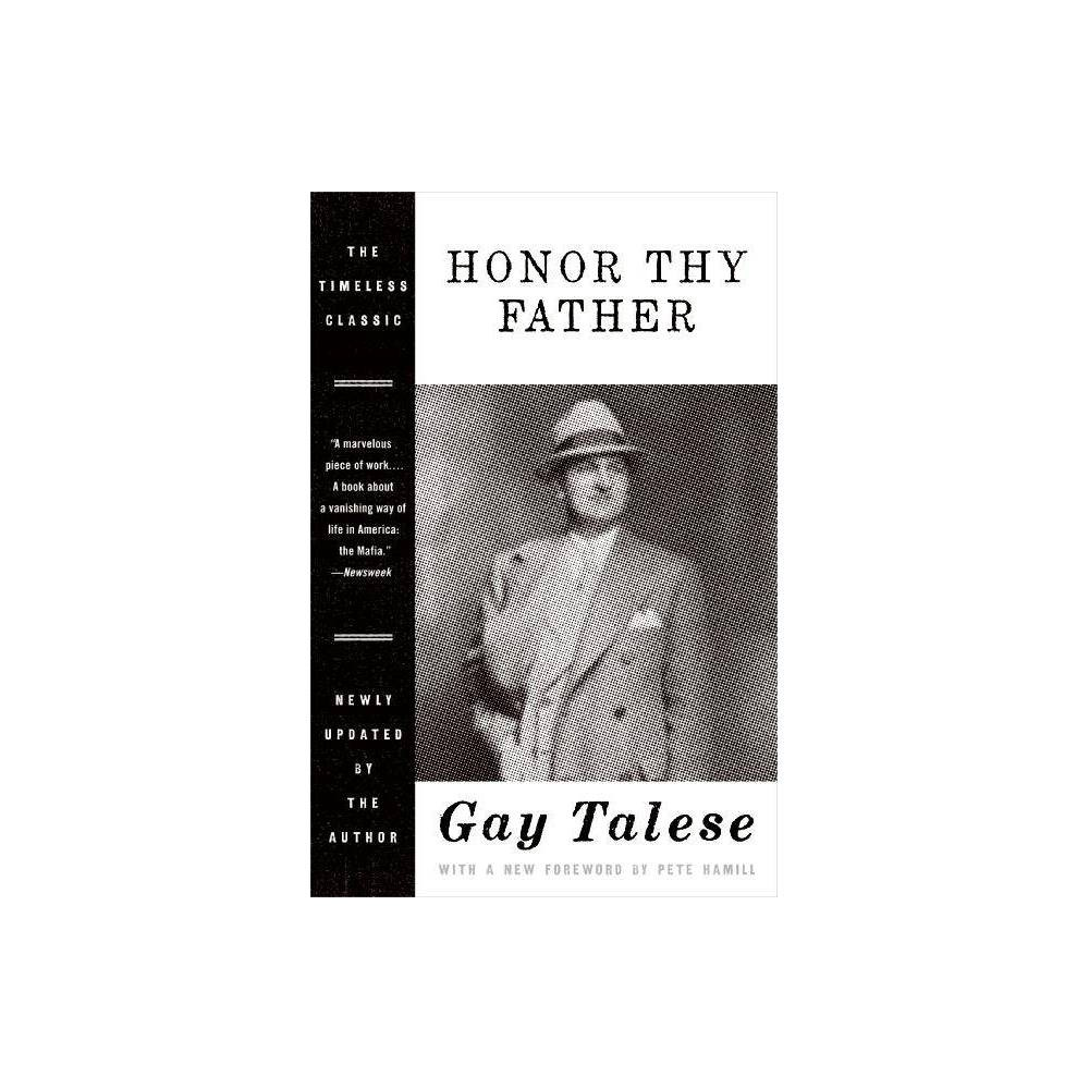 Honor Thy Father By Gay Talese Paperback