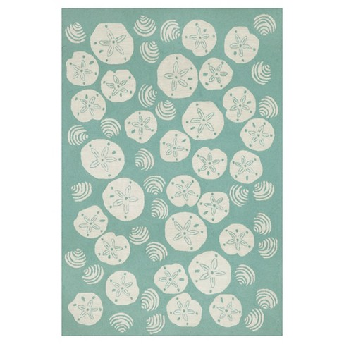 Frontporch Shell Toss Indoor/Outdoor Rug - Liora Manne - image 1 of 2