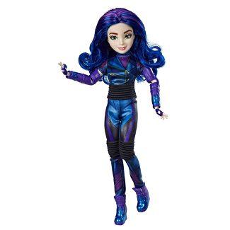 Disney Descendants Mal Doll, Inspired by Disney's Descendants 3