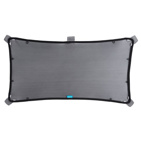 Munchkin Brica Magnetic Stretch to Fit Sun Shade - Black - image 1 of 4