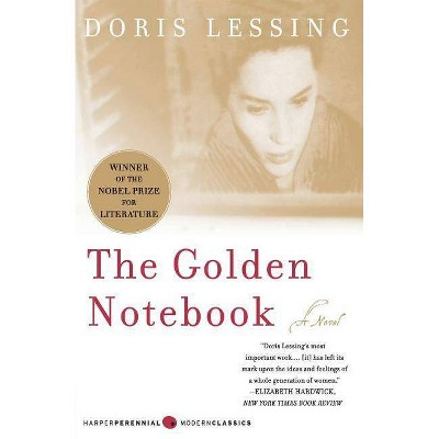 The Golden Notebook - (Perennial Classics) by  Doris Lessing (Paperback)