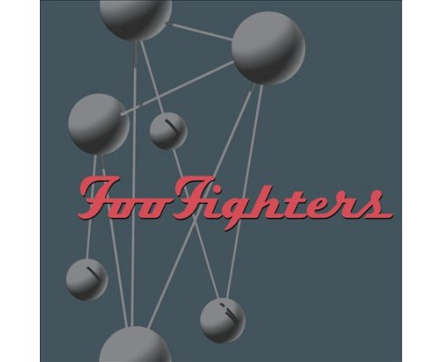 Foo Fighters - Colour And The Shape (CD) - image 1 of 1