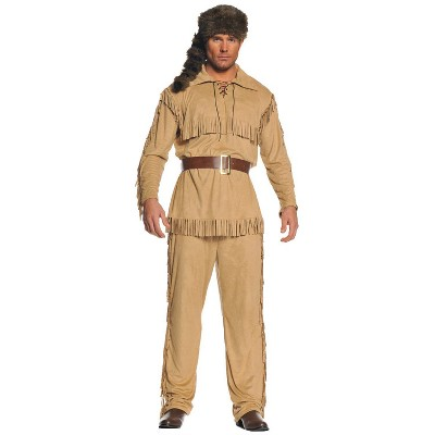 Adult Frontier Halloween Costume One Size