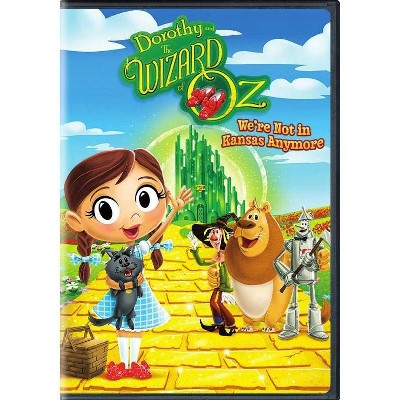Dorothy and the Wizard of Oz: We're Not in Kansas Anymore (DVD)(2018)