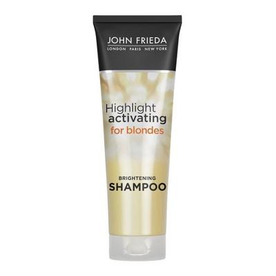 John Frieda Sheer Blonde Highlight Activating Enhancing Shampoo - 8.45 fl oz
