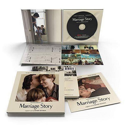 Randy Newman - Marriage Story (OST) (CD)