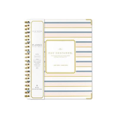 image regarding Day Designer Target titled 2019-2020 Educational Planner 8.5\