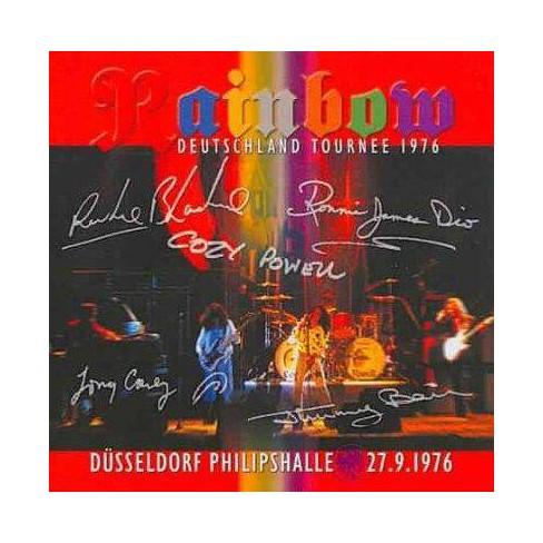 Rainbow - Rainbow: Live Dusseldorf Philipshalle 09/27/76 (CD) - image 1 of 1