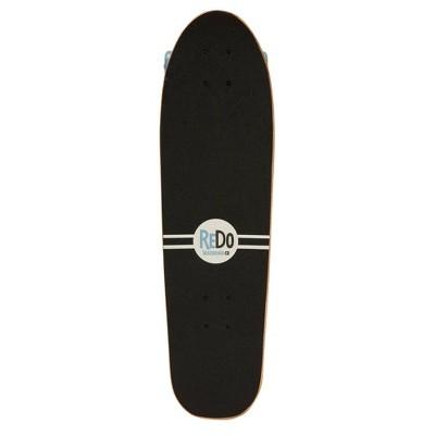 "ReDo Skateboard 28.5"" Zodiac Premium Wave Set Cruiser Skateboard"
