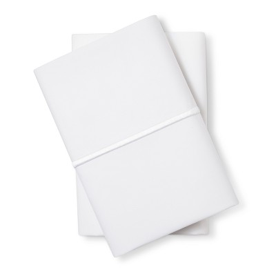 Hotel Single Baratta Pillowcase Set (Standard)White 300 Thread Count - Fieldcrest™