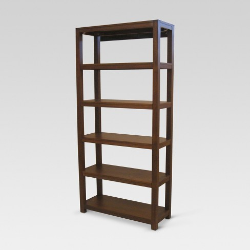 Parsons 76 5 Shelf Bookcase