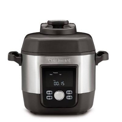 Cuisinart 6qt Pressure Cooker - Silver