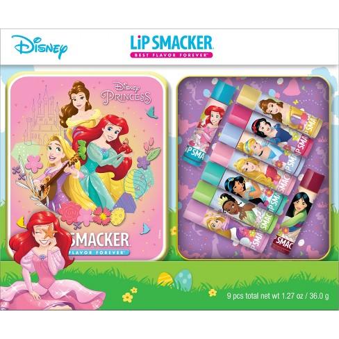 Lip Smacker Lip Tin Collection, Princess - 9ct - image 1 of 1
