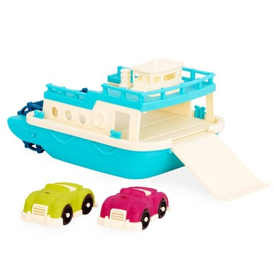 B. toys - Toy Ferry Boat - Happy Cruisers