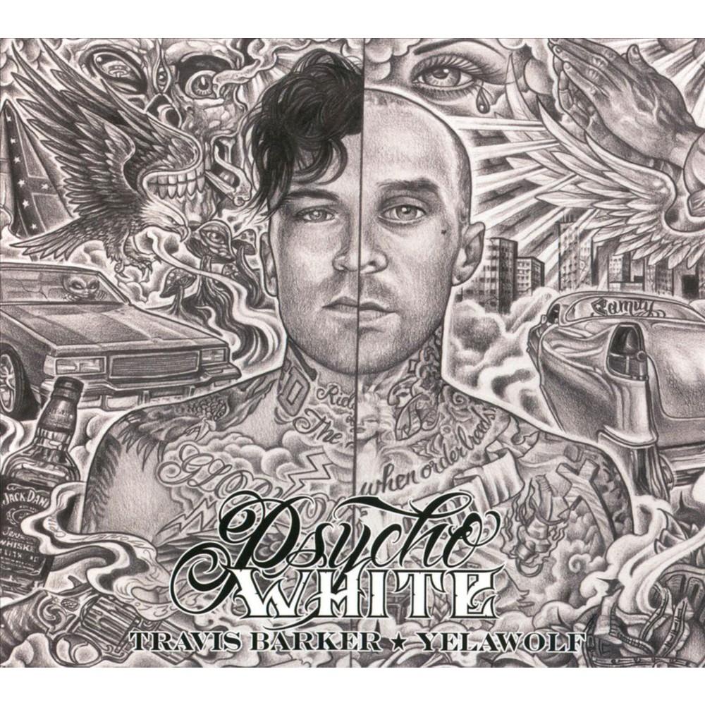 Travis Barker - Psycho White (CD)