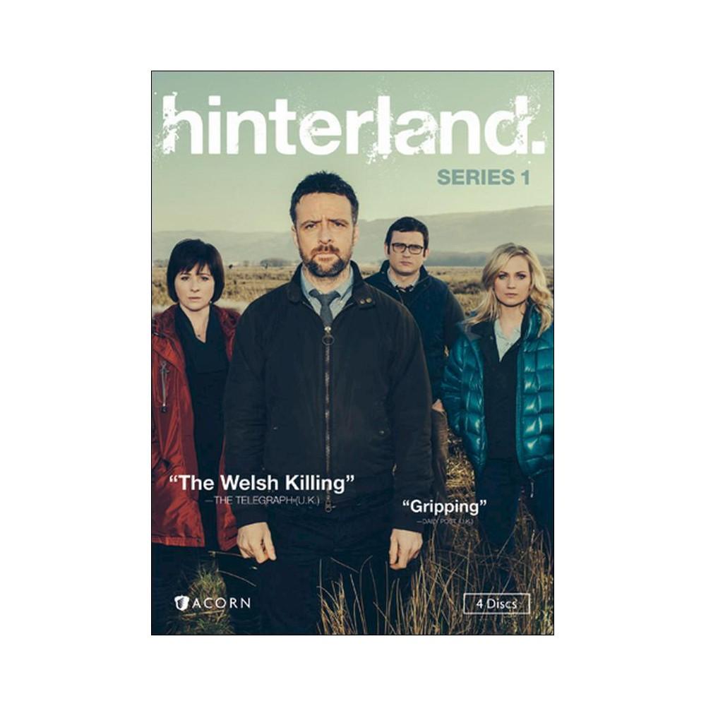 Hinterland Series 1 (Dvd)