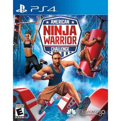 American Ninja Warrior Challenge - PlayStation 4