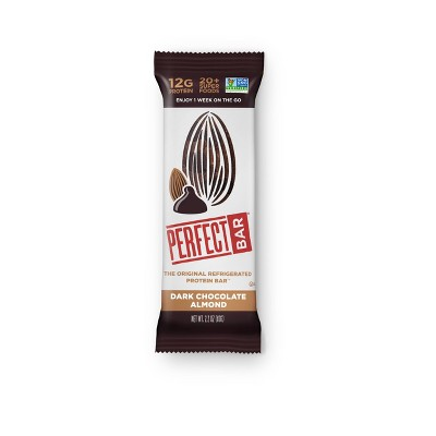 Perfect Bar Dark Chocolate Almond - 2.2oz