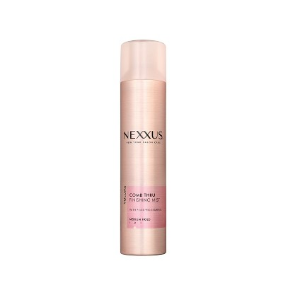 Hair Spray: Nexxus Comb Thru Volume Finishing Mist