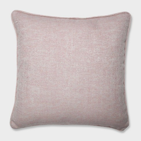 "16.5"" 2pk Chartres Rose Throw Pillows Pink - Pillow Perfect - image 1 of 1"