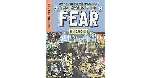 Ec Archives the Haunt of Fear 2 (Hardcover) - image 1 of 1