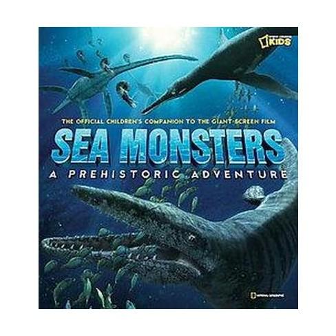 sea monsters a prehistoric adventure paperback marfe ferguson