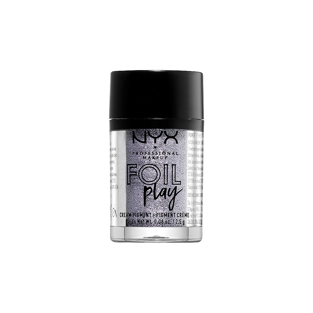 NYX Professional Makeup Foil Play Cream Pigment-Polished Eye Shadow