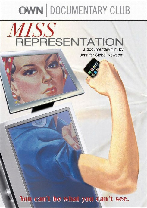 Miss representation (DVD) - image 1 of 1