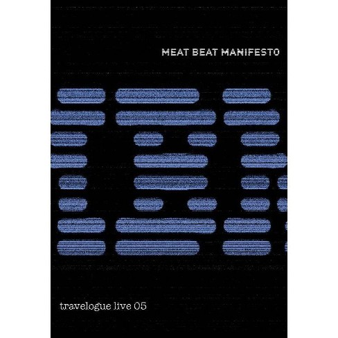 Meat Beat Manifesto: Travelogue Live '05 (DVD) - image 1 of 1
