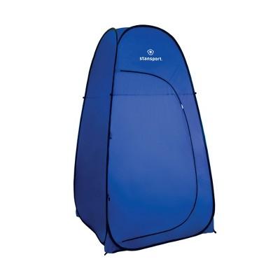 Stansport Pop Up Privacy Shelter Blue