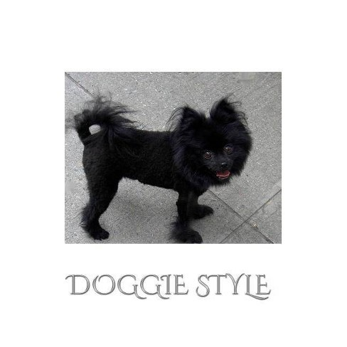 Doogie Style Pomeranian Journal - by  Michael Huhn & Sir Michael Huhn (Paperback) - image 1 of 1