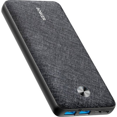 Anker Powercore Metro 20000mAh Powerbank - Black